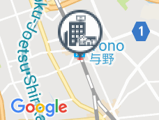 Weekly monthly apartment Yono station front plaza