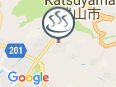 Katsuyama Onsen Center · Water Basho