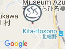 Suzushusho · Natural radon hot spring