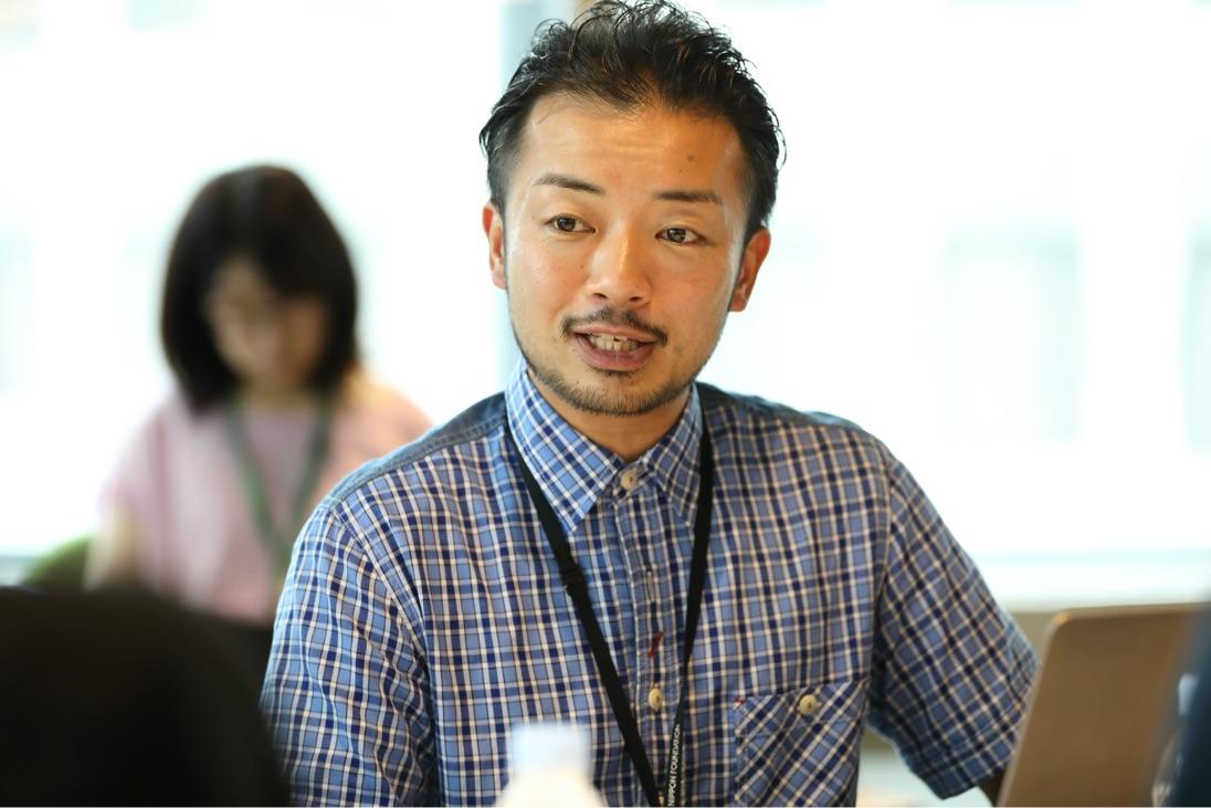 杉山文野さんの写真