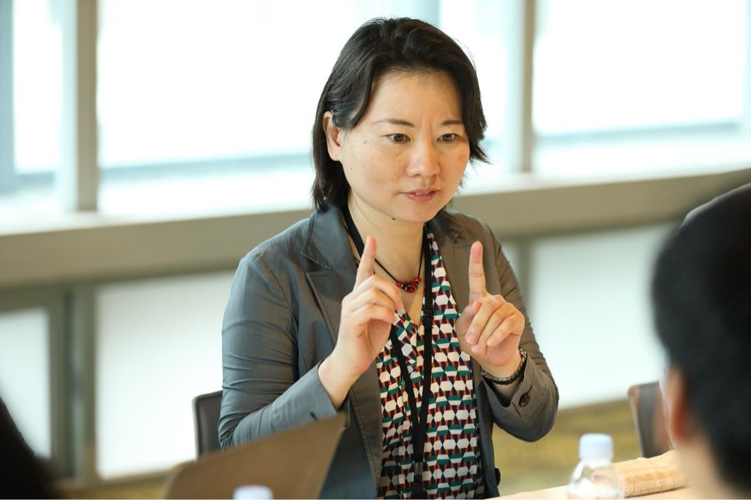 廣川麻子さんの写真