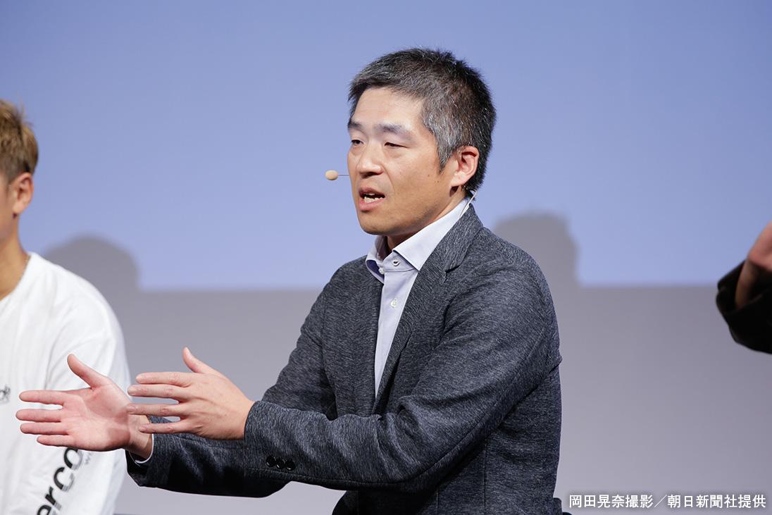 岡田晃奈撮影/朝日新聞社提供
