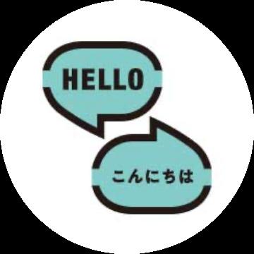 Japanese and English subtitles icon