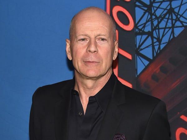 10 famous stutterers: Bruce Willis