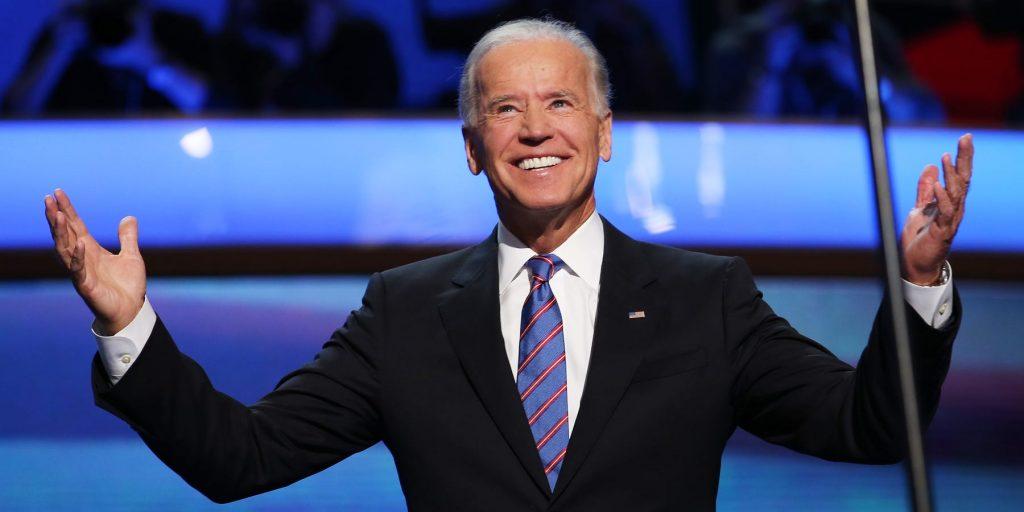 10 famous stutterers: Joe Biden
