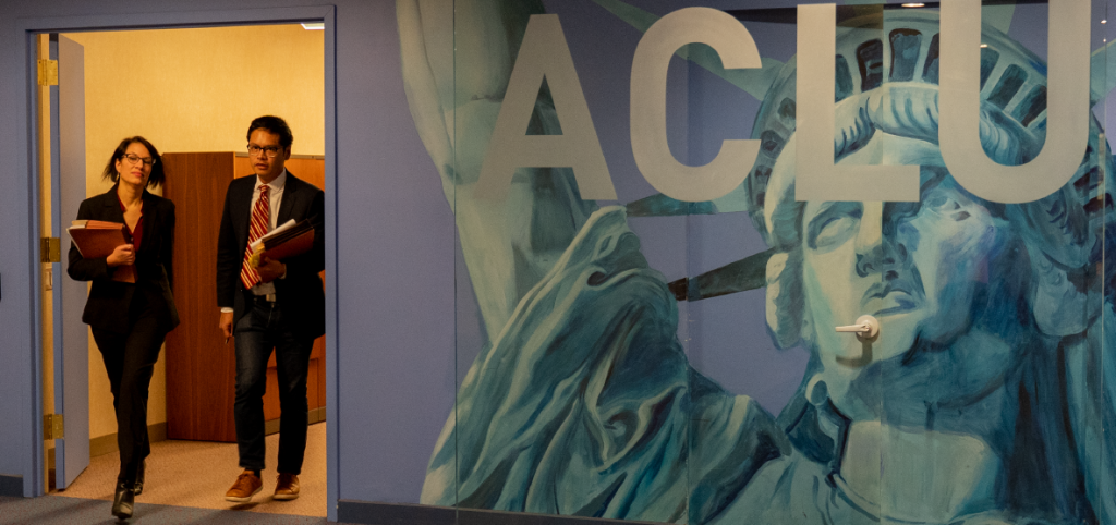 『The Fight』(2020年、アメリカ)は、中絶権、移民の権利、LGBTQの権利、投票権をめぐる激烈な戦いを繰り広げるアメリカ自由人権協会(ACLU)の弁護士たちが奮闘する姿を描いた作品。