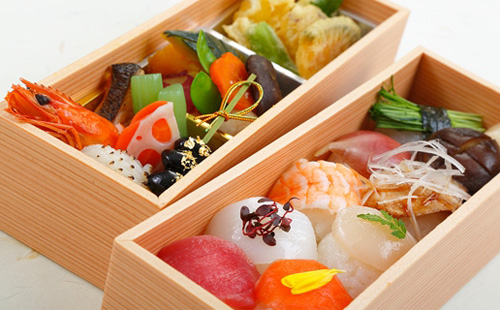 Halal Temari Sushi Bento Box