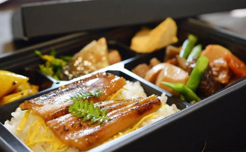 Anago Bento Box -Conger eel Bento Box-