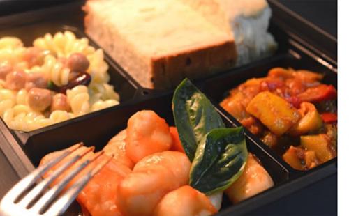 Vegetarian & Halal Bento