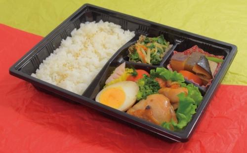 ほっこり弁当 1000円【鶏の照り焼き弁当】