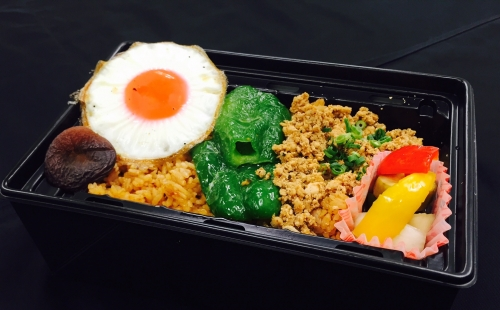 Asian style Bento(Standard box)