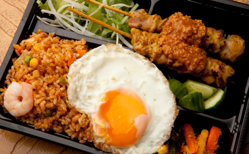 Nasi Goreng Set  Box