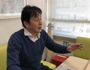 コラボテクノ吉田社長