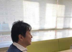 コラボテクノの吉田社長