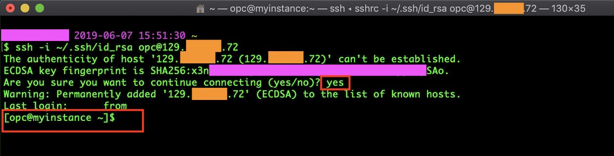 13 SSH 接続