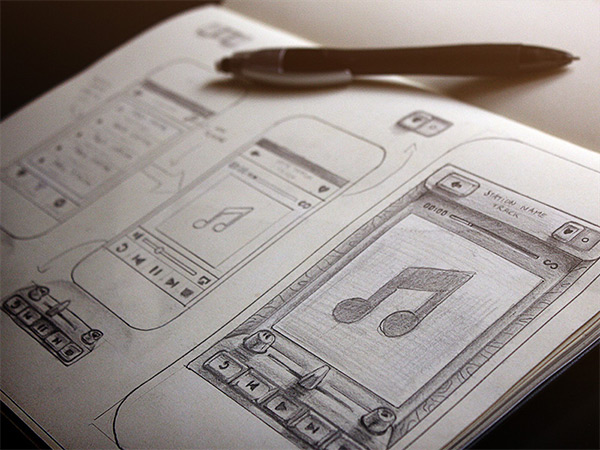 02-radio-mobile-app-ui-sketch