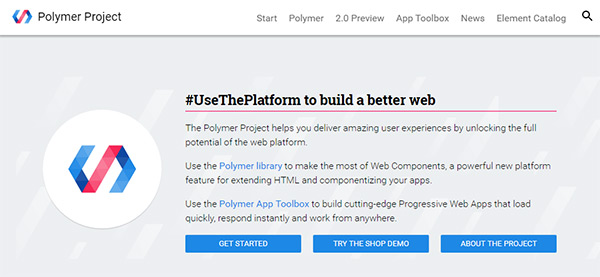 02-polymer-project-homepage