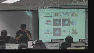 3D列印金猴腦 2/20 台北場-Part 5 阿吉老師 3D列印實作教學3