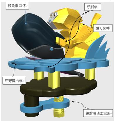 金猴年(鯨猴黏)