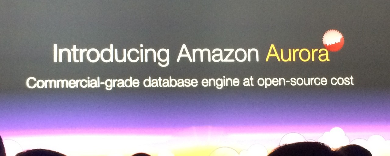 Amazon RDS for Aurora を試してみた