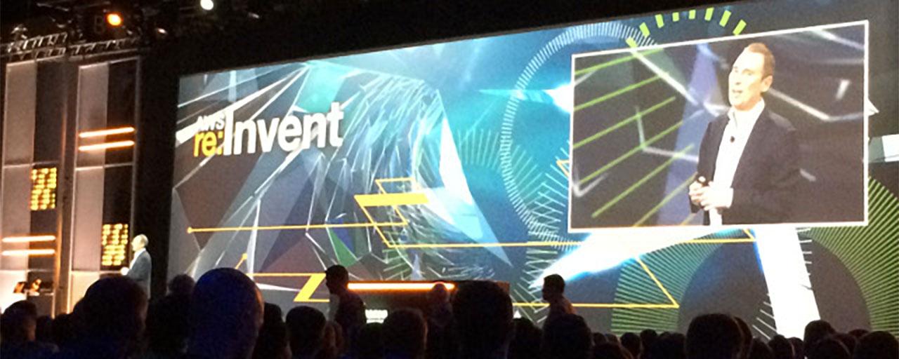 Keynote (基調講演)〜新しいサービスの登場 - AWS re:Invent 2014 参加レポート #3