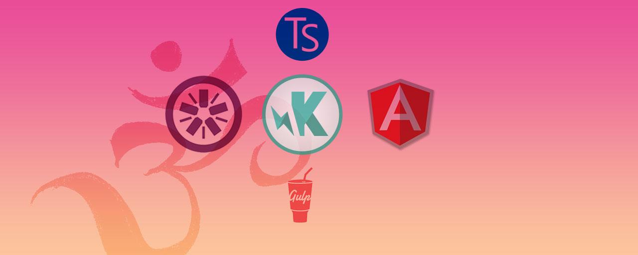 Jasmine × Karma × Gulp でつくるユニットテスト環境 入門 - AngularJS + TypeScript #3
