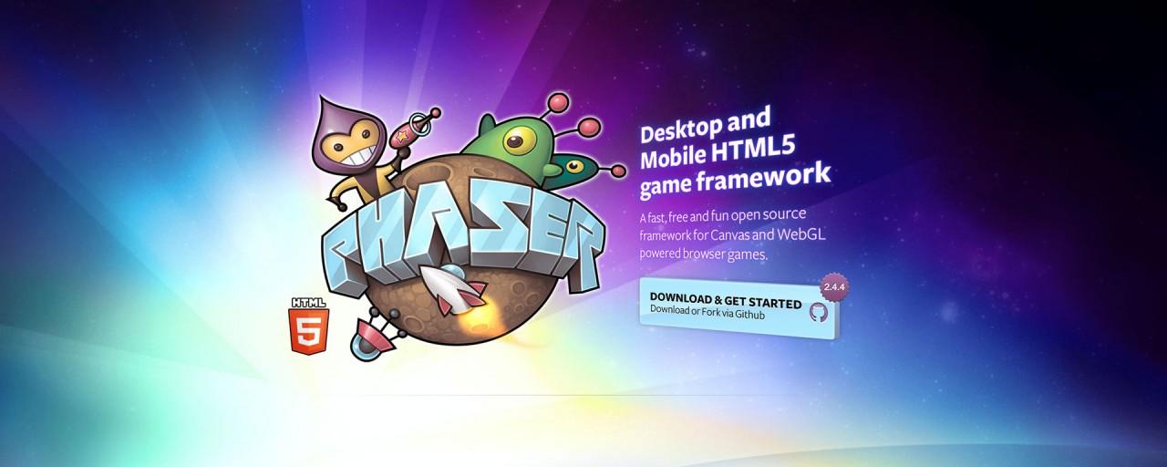 クロスプラットフォーム対応なブラウザゲームをつくるならPhaserがおすすめ