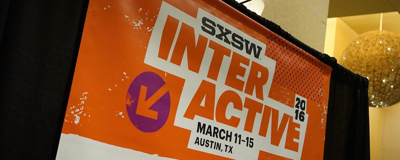 VR/AR と IoT が話題を席巻! 〜 SXSW 2016 参加レポート #4 SXSW Interactive 展示編