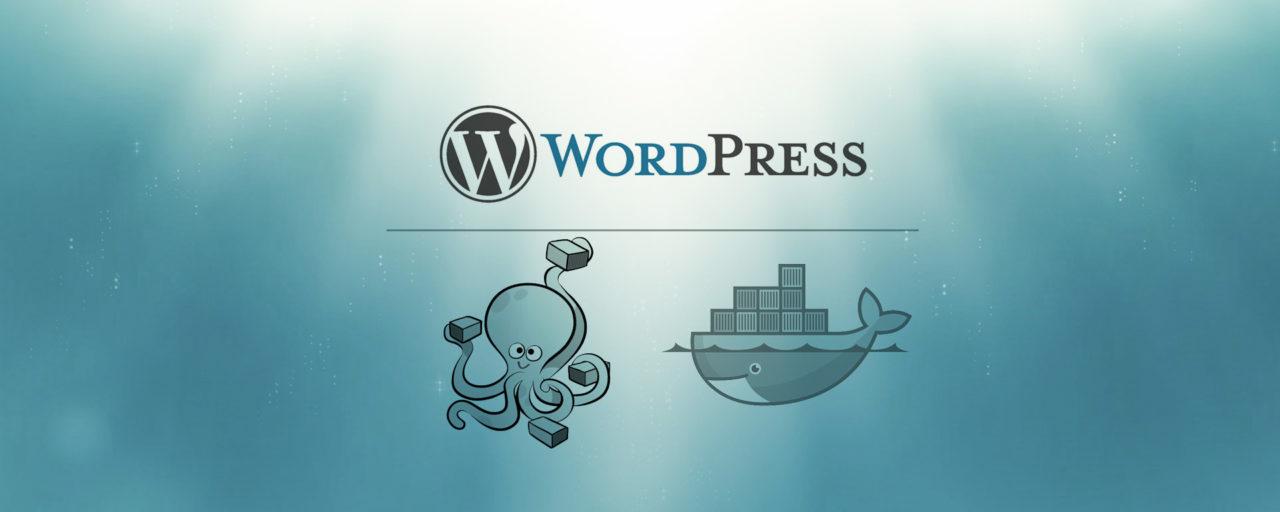 docker-compose を使って WordPress テーマ開発環境を構築しよう