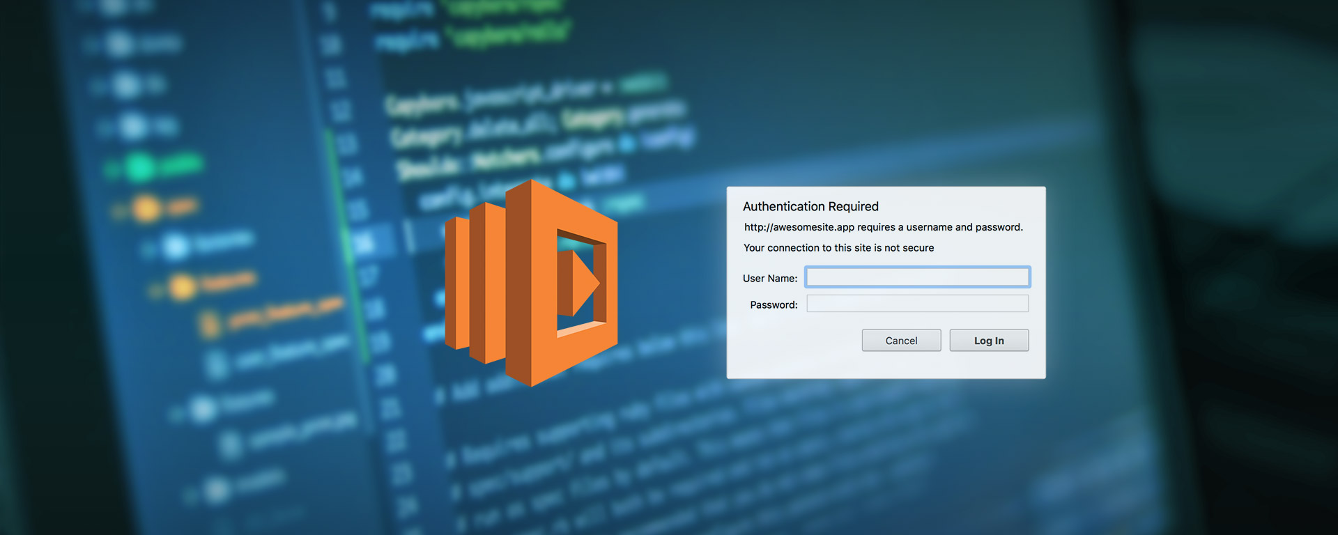 CloudFront + S3 + Lambda@EdgeでBasic認証付きお手軽 静的サイト ( ランディングページ ) 環境を作った