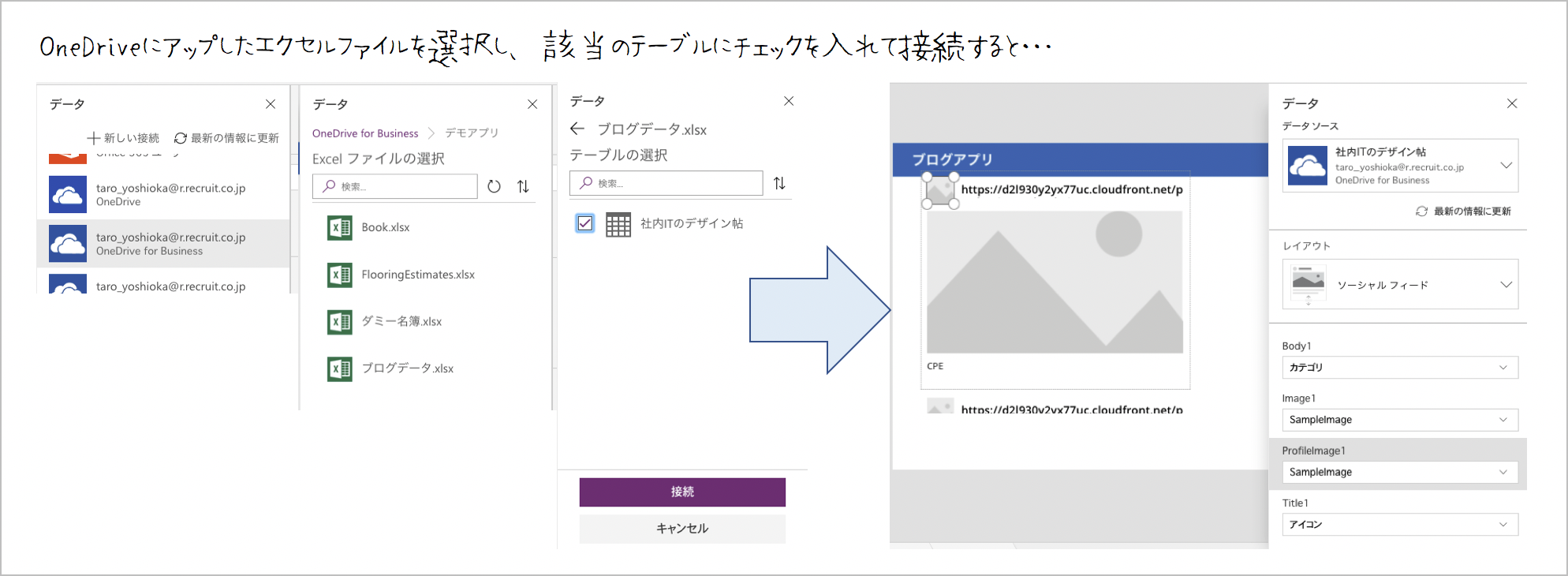 Microsoft PowerAppsを使ったら驚くほど簡単にオリジナルの