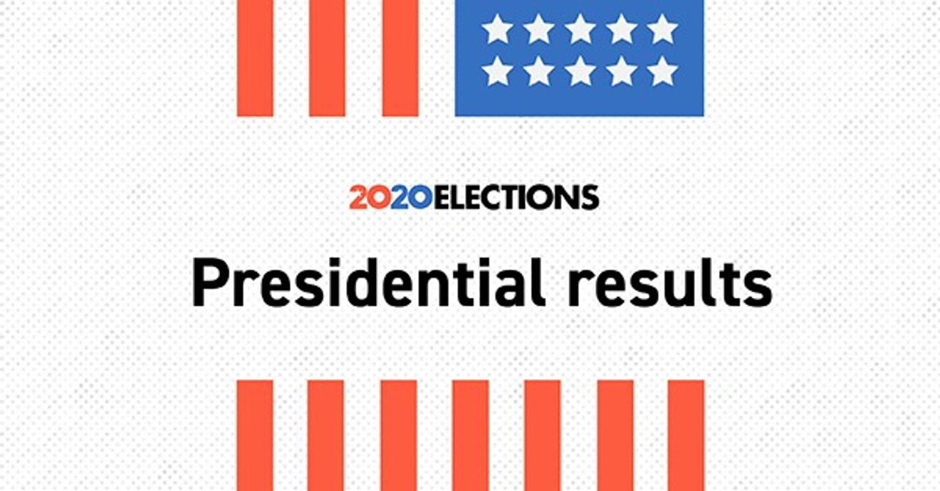 POLITICO 2020 美國大選即時開票網站