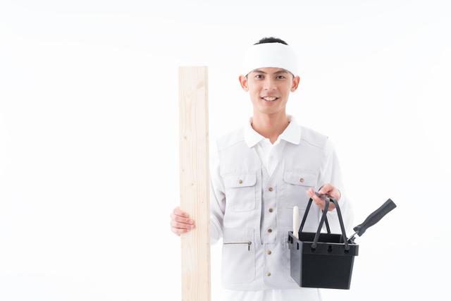 木材塗装の業者