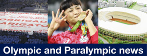 Olympic and Paralympic news