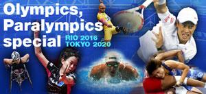 Olympics, Paralympics special