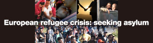 European refugee crisis: seeking asylum