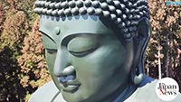 12-meter-tall buddha to be unveiled in western Tokyo