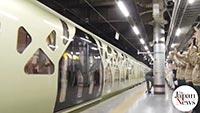Luxury sleeper train goes into service