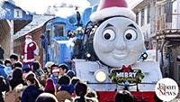Thomas back on the rails for Christmas