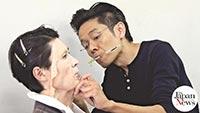 Oscar nominee Tsuji gives actors new faces