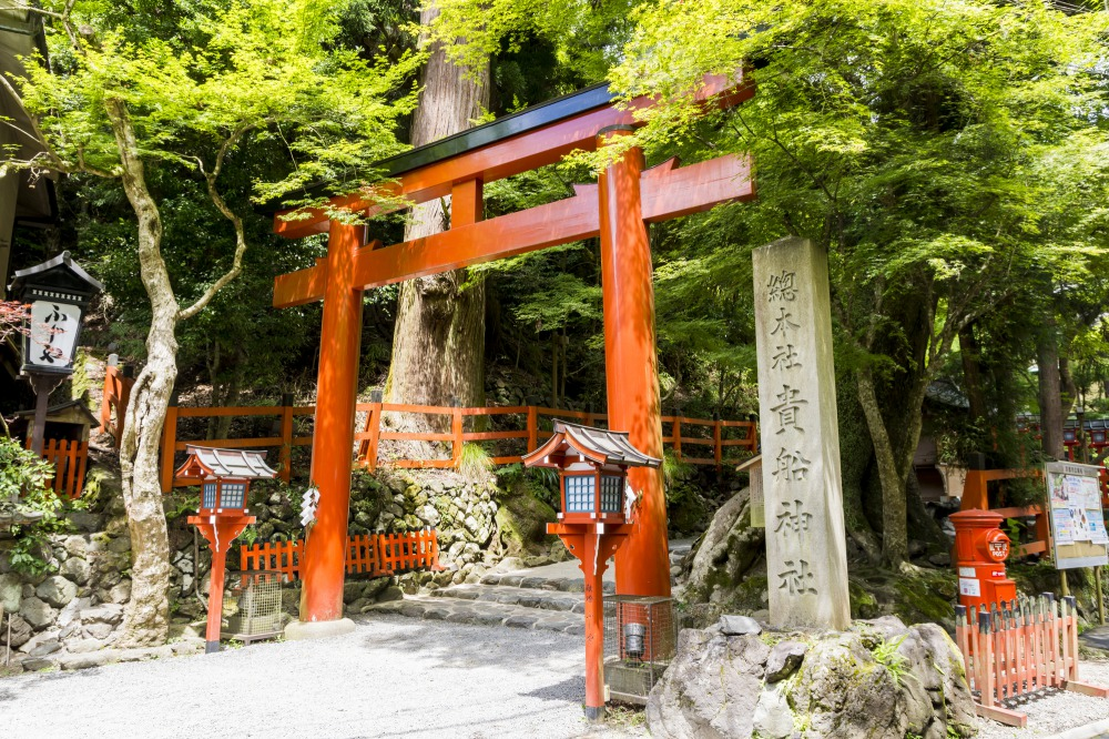 貴船 神社