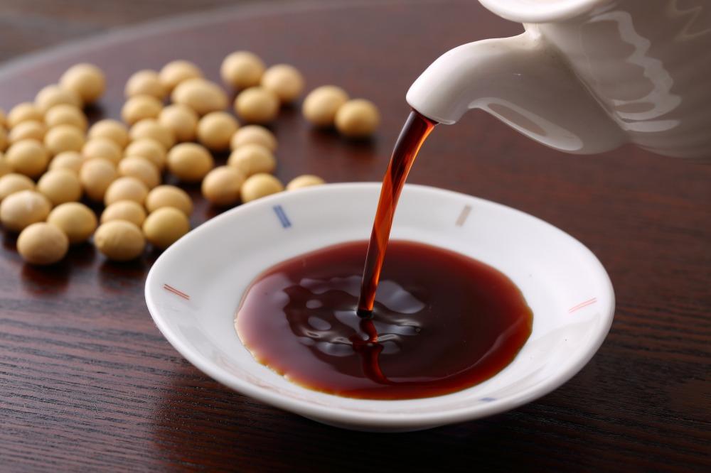 大豆和酱油