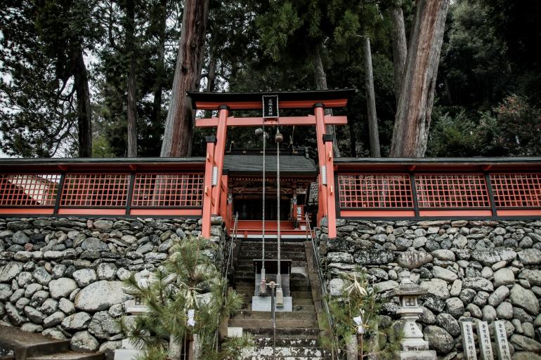 Shiide Itsukushima Shrine