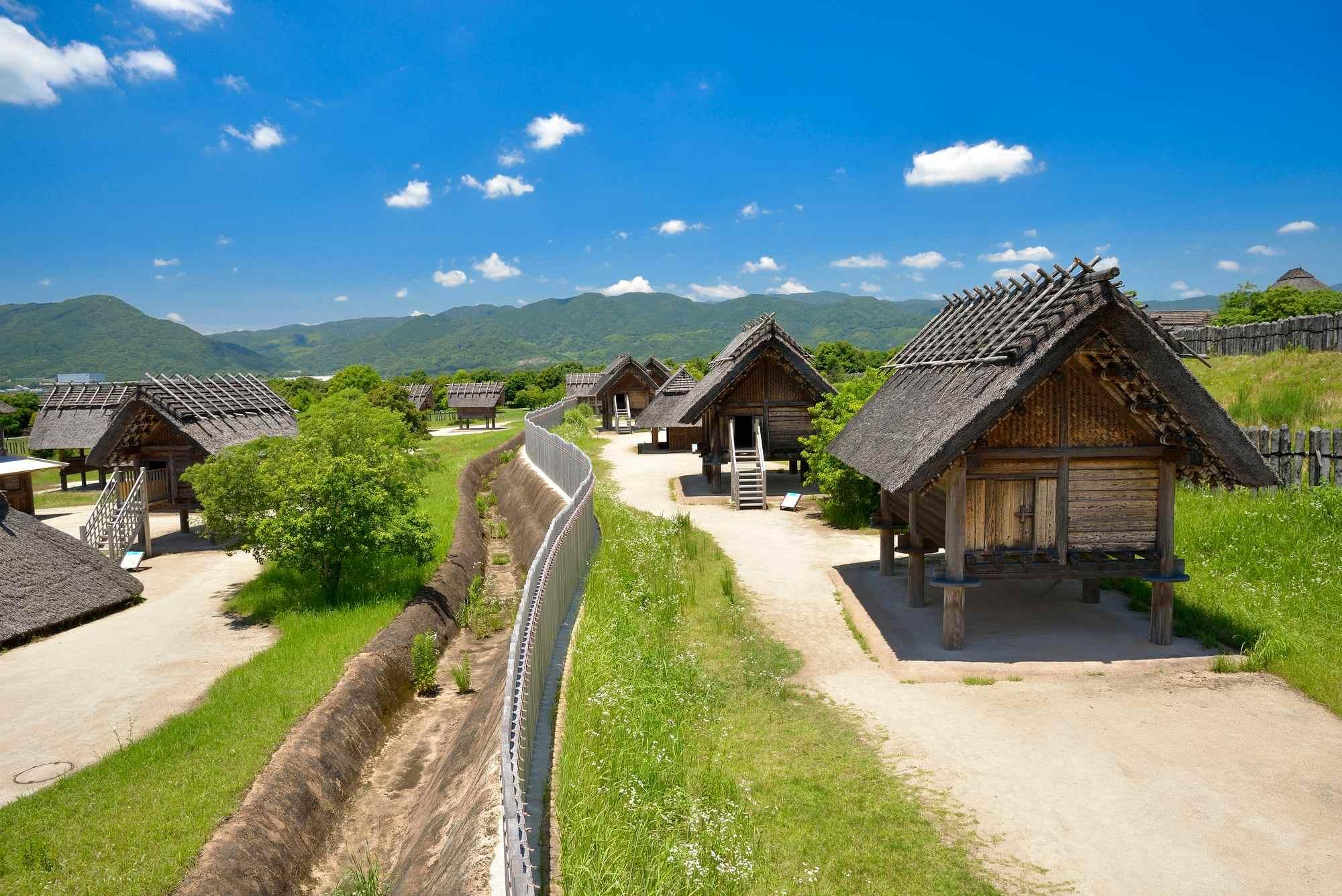 Reruntuhan Taman Bersejarah Yoshinogari