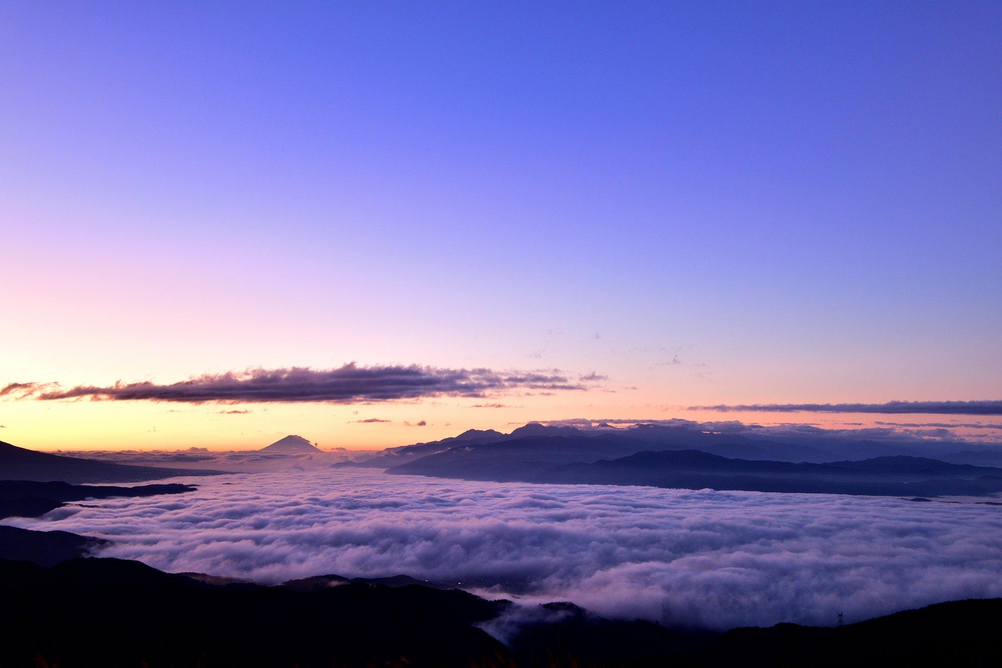 TAKABOCCHI高原的云海