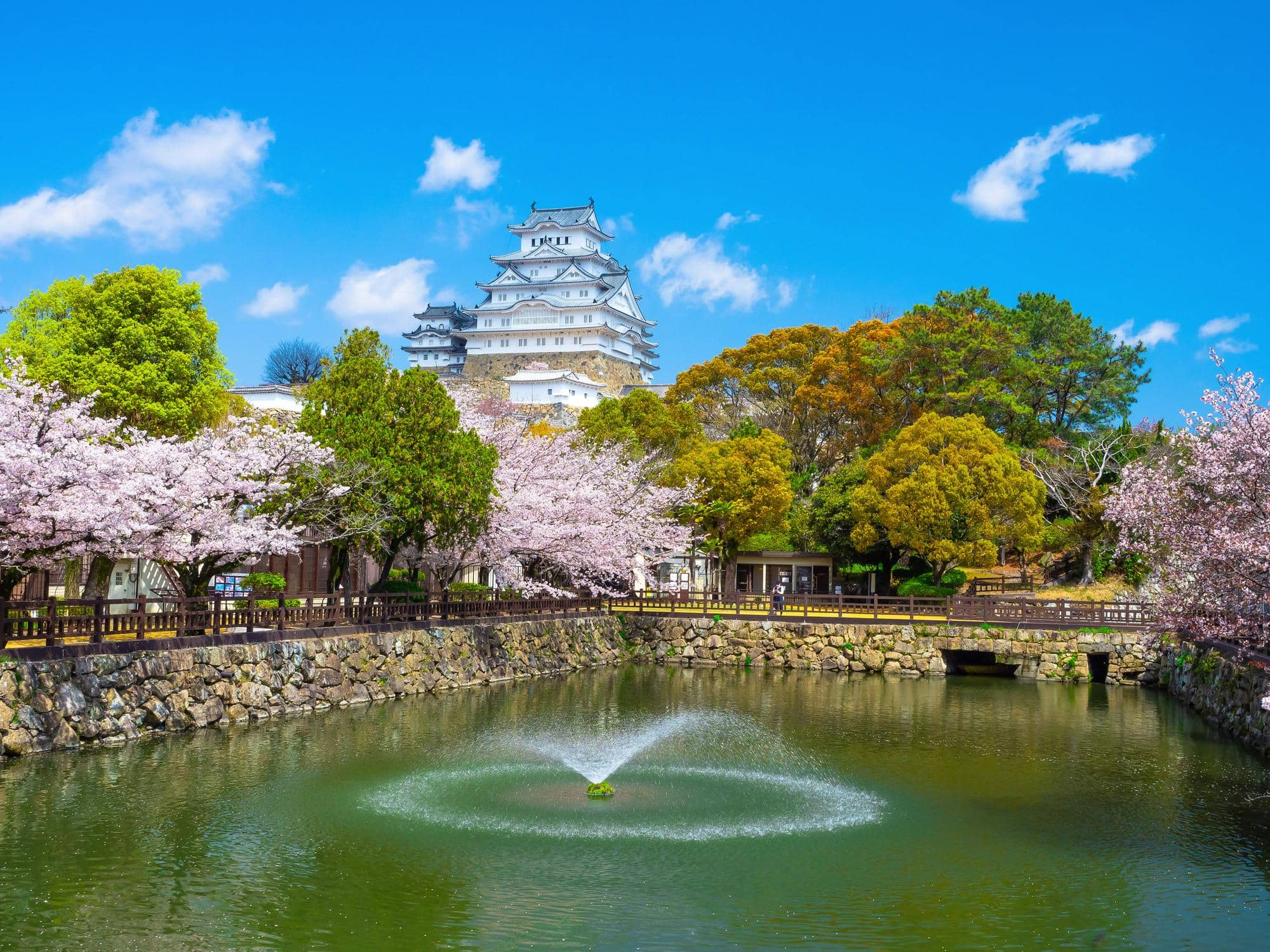 Himeji Castle S History Highlights Visit Japan S First World Heritage Site The Gate Japan Travel Magazine Find Tourism Travel Info