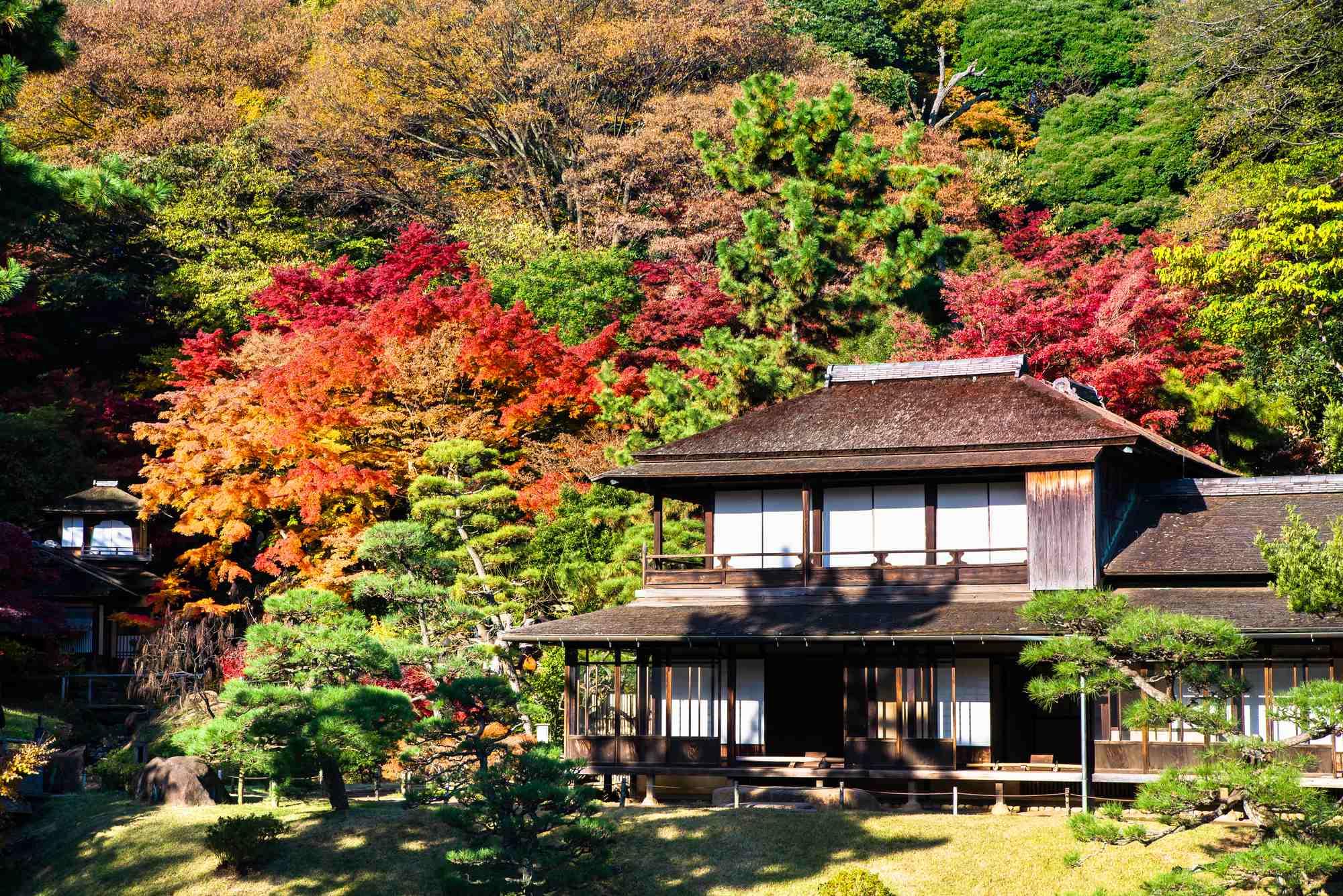 Sankei Garden The Gate Japan Travel Magazine Find Tourism Travel Info