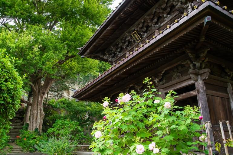 Eishoji Temple The Gate Japan Travel Magazine Find Tourism Travel Info