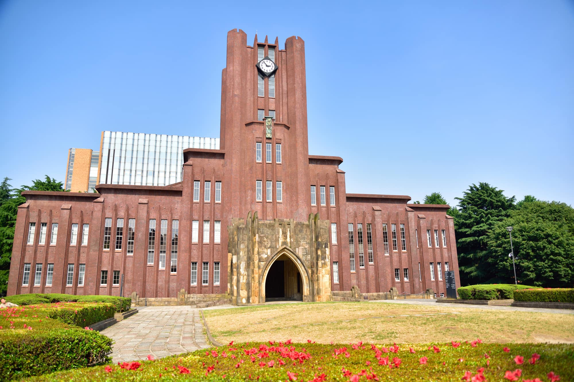 The University Of Tokyo The Gate Japan Travel Magazine Find Tourism Travel Info