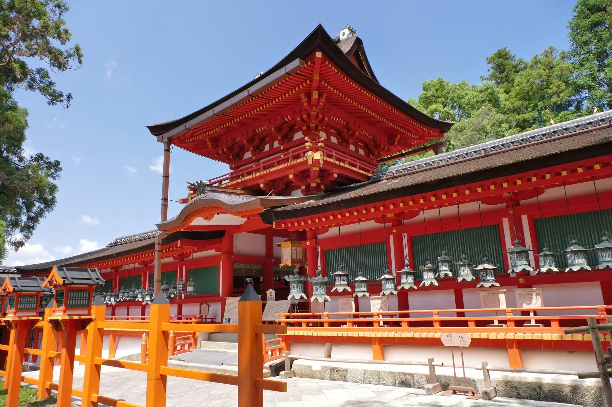 春日大社 THE GATE 日本の旅行観光マガジン・観光旅行情報掲載